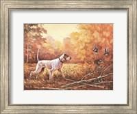 Hunting Dog Fine-Art Print