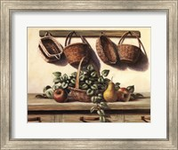 Hanging Baskets Fine-Art Print