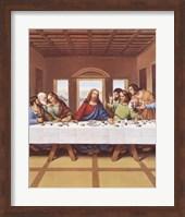 Last Supper - Detail Fine-Art Print