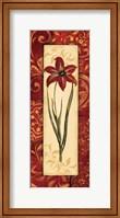Vintage Crimson I Fine-Art Print