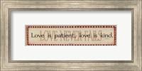 Love Never Fails Fine-Art Print