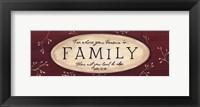 Treasure is Family Fine-Art Print