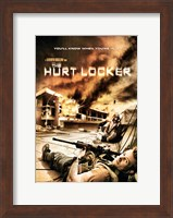 The Hurt Locker, c.2009 - style A Fine-Art Print
