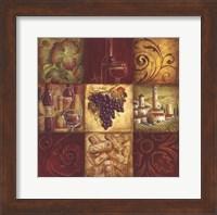 Tuscan Wine II - mini Fine-Art Print