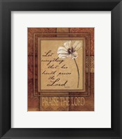 Praise The Lord Fine-Art Print