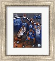 2009-10 Orlando Magic Team Composite Fine-Art Print