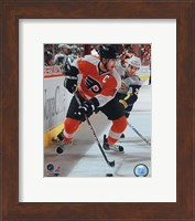 Mike Richards 2009-10 Action Fine-Art Print