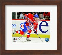 Mike Cammalleri  2009-10 Action Fine-Art Print