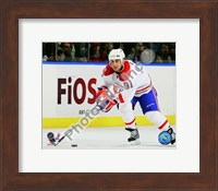 Scott Gomez 2009-10 Action Fine-Art Print
