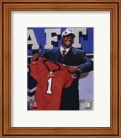 Gerald McCoy 2010 # 3 Draft Pick Fine-Art Print