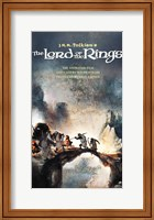 Lord of the Rings, animated - style F Fine-Art Print