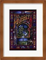 The Hobbit, animated - style C Fine-Art Print