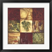 Tuscan Wine I Fine-Art Print
