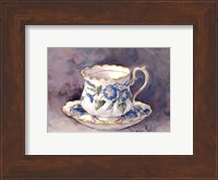 Morning Glory Teacup Fine-Art Print