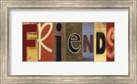 Friends Panel Fine-Art Print