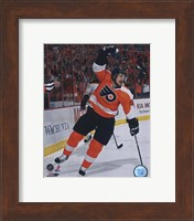 Danny Briere 2009-10 Playoff Action Fine-Art Print