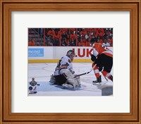 Claude Giroux 2009-10 NHL Stanley Cup Finals Game 3 Action (#13) Fine-Art Print