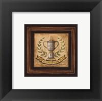 Golf Champion - petite Fine-Art Print