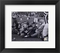 Bart Starr 1967 Ice Bowl Touchdown Fine-Art Print
