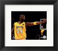 Kobe Bryant - 2010 NBA Finals Game 6 (#16) Fine-Art Print