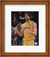Pau Gasol - 2010 NBA Finals Game 7 (#19) Fine-Art Print