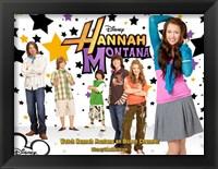Hannah Montana, style D Fine-Art Print