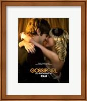 Gossip Girl Nate and Little J in a big Betrayal Fine-Art Print