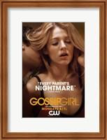 Gossip Girl - Every Parent's Nightmare Fine-Art Print