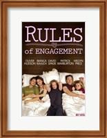 Rules of Engagement (TV) Fine-Art Print