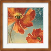Lovely I (New Orange Poppies) Fine-Art Print