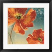 Lovely I (New Orange Poppies) Fine-Art Print