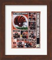 2010 Cincinnati Bengals Team Composite Fine-Art Print