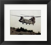 CH-47 Chinook United States Army Fine-Art Print