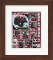 2010 Tampa Bay Buccaneers Team Composite Fine-Art Print