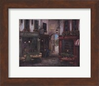 Courtyard Ambiance Fine-Art Print