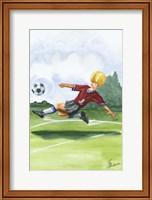 Kickin it I Fine-Art Print