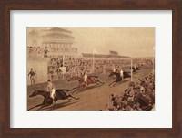 The Grand Steeple Chase IV Fine-Art Print