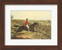 The English Hunt III Fine-Art Print