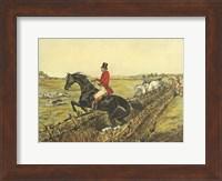 The English Hunt IV Fine-Art Print