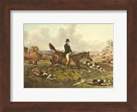 The English Hunt VII Fine-Art Print