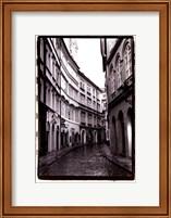 The Streets of Prague I Fine-Art Print