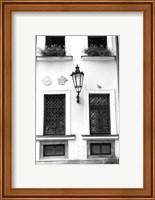 Glimpses of Prague V Fine-Art Print