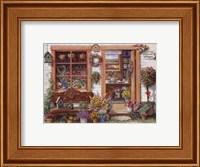 Fancy Flower Shoppe Fine-Art Print