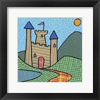 Calico Kingdom I Fine-Art Print