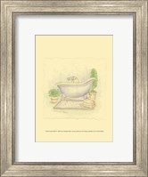 Country Bath II Fine-Art Print
