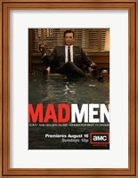 Mad Men Wall Poster