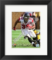 Michael Turner 2010 with the ball Fine-Art Print