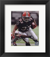 Michael Turner 2010 Football Action Fine-Art Print