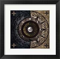 Moon Wheel I Fine-Art Print