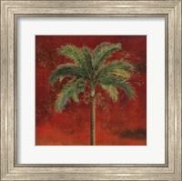 La Palma on Red II Fine-Art Print